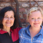 Professor Maura Velázquez-Castillo and Instructor Shannon Zeller, the creators of the new Spanish for Animal Health and Care certificate. (Courtesy of CSU)