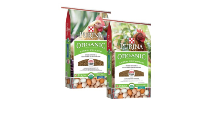 Purina® Organic: Now with Oyster Strong® System
