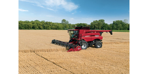 Titan Machinery will host a Practical Farmers of Iowa field day on Wednesday, June 27, from 10 a.m. - noon, exploring how adjusting the settings of a soybean combine head can significantly improve small-grains harvest. (Courtesy of Practical Farmers of Iowa)
