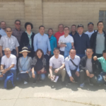 Nebraska soybean farmers fostered trade relationships over lunch with visiting Chinese pork producers last Friday.
