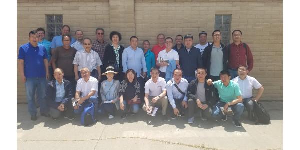 Nebraska hosts Chinese pork producers