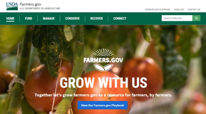 Farmers.gov receives $10 million in funding