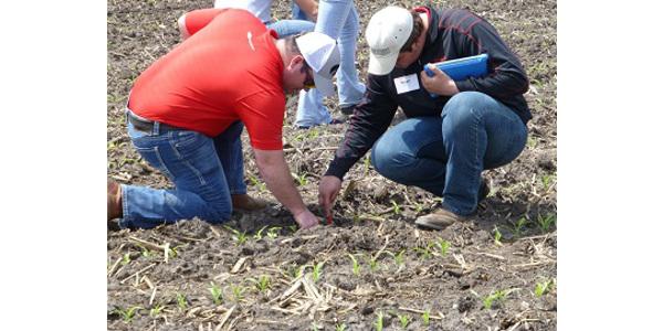 Crop management clinic July 12