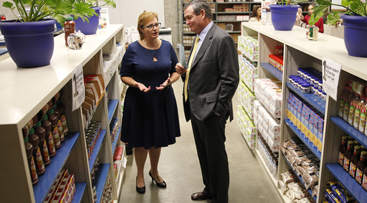 Food Security Projectat Fresno honored
