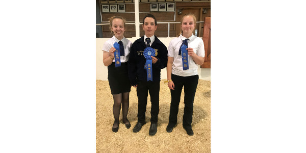 2018 State 4-H Dairy Judging winners announced