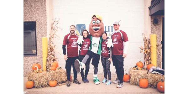 Alsum Farms & Produce is inviting runners, walkers and all those who support FFA to join us for the 2nd Annual Tater Trot 5K Run/Walk on Saturday, October 27, 2018 at Alsum Farms & Produce in Friesland, Wis., to benefit Local FFA Chapters. (Courtesy of Alsum Farms & Produce)