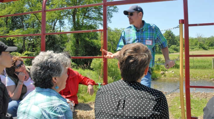 SD, NY beef producer join forces on education