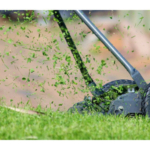 """One of the most important things you can do is have a sharp mower blade,"" says Doug Soldat. (Courtesy of UW-Extension)"