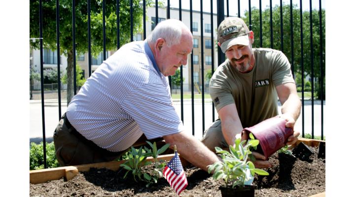 AgriLife Extension, USDA support farmer veterans