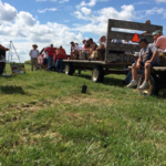 Certified crop advisers can earn 4.5 hours of continuing education credits by attending a special CCA session before the spring field day at the Iowa State University Southeast Research and Demonstration Farm near Crawfordsville on June 28. (Courtesy of ISU Extension and Outreach)