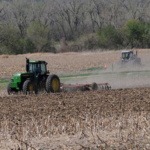 K-State Research and Extension will host a field day on June 13 in Garden City to take a look at the pros and cons of tilling farm fields versus not tilling, based on research findings. (Courtesy of K-State Research and Extension)
