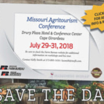 The Missouri Department of Agriculture's Missouri Grown program and Missouri Farm Bureau are partnering to sponsor the Missouri Agritourism Conference, July 29-31, 2018, at the Drury Plaza Hotel and Conference Center in Cape Girardeau. (Courtesy of Missouri Department of Agriculture)