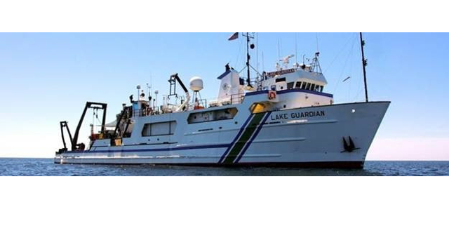 Research vessel to monitor Lake Ontario's health