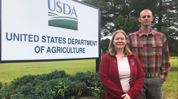 New USDA office opens in Ellsworth