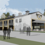 The Hangar is a brand-new destination for food, craft beer and entertainment on the north end of the fairgrounds. (Courtesy of Minnesota State Fair)