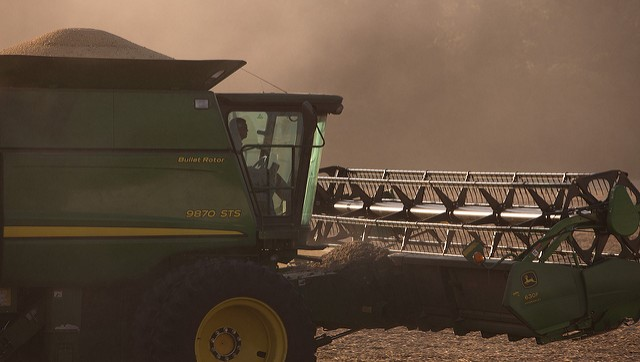 Soy growers continue to seek export stability