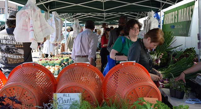 USDA on SNAP access at farmers markets