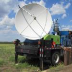 A Doppler on Wheel collects data. (Courtesy of University of Nebraska-Lincoln)