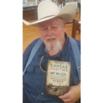 """Roger Ringer is author of the book """"Kansas Oddities – Just Bill the Acting Rooster, the Locust Plagues of Grasshopper Falls, Naturalist Camps and More."""" (Courtesy of K-State Research and Extension)"""