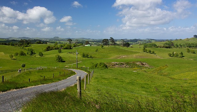 Climate benefits of farmland and ranchland