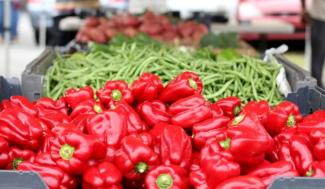 Farmers' markets recognize veterans
