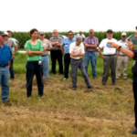 Practical Farmers of Iowa will host a bus trip for farmers to tour Western Illinois University's Allison Organic Research and Demonstration Farm, run by WIU soil science professor Joel Gruver, on Wednesday, Aug. 15, from noon to 4 p.m., in Roseville, Illinois. (Courtesy of Practical Farmers of Iowa)