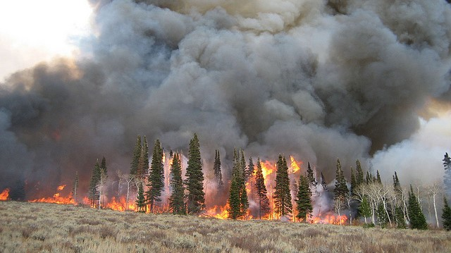 Fire conditions worsen across the state