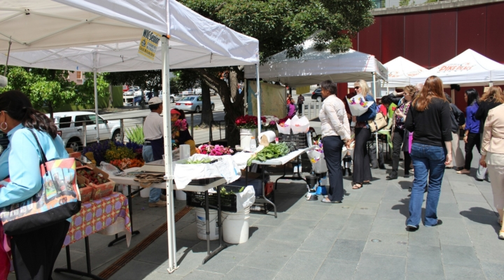 AFT's 10th Annual Farmers Market Celebration