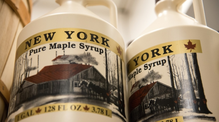 NY's maple industry hit a 74-year record in 2018