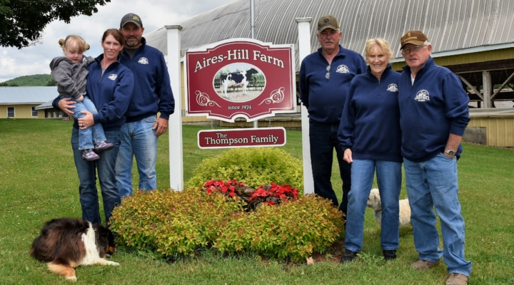 Vermont Dairy Farm of the Year announced