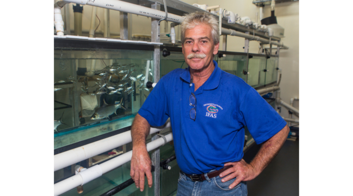 UF|IFAS's Craig Watson honored