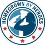 """The new Homegrown By Heroes logo refreshes the brand while more accurately representing active-duty members of the armed forces and military veterans in agriculture,"" Commissioner of Agriculture Ryan Quarles said."