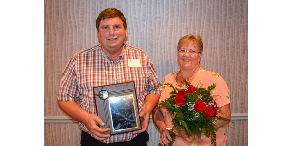 East Central/Select Sires employee awards banquet
