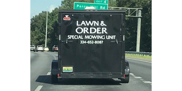 Lawn and Order: Special Horticulture Unit