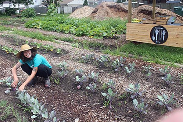 OSU tour highlights Columbus' urban ag industry