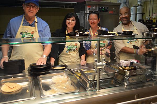 NJDA kicks off Summer Food Service Program