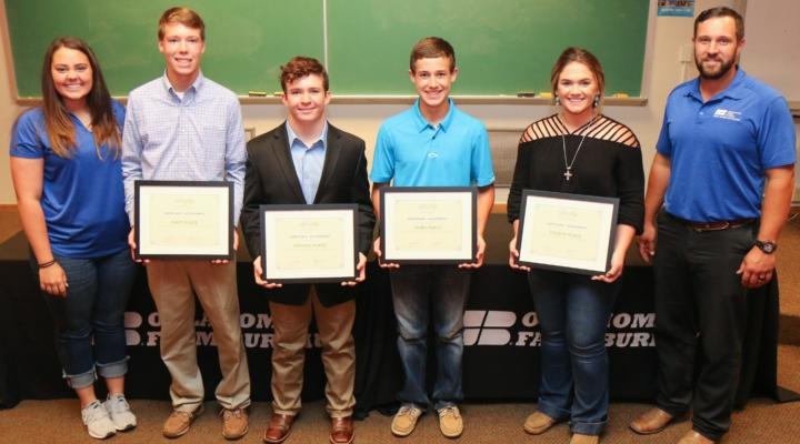 YF&R names high school discussion meet winners