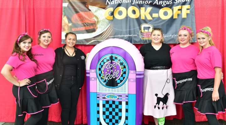 Certified Angus Beef Cook-Off Culinary Battle