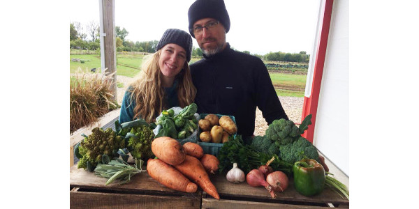 Field day at Grinnell Heritage Farm Aug. 10