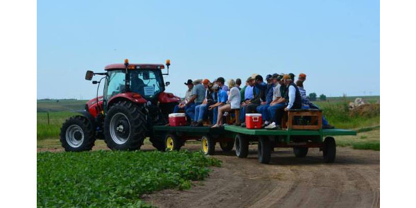 Upcoming field days July 11 & 12