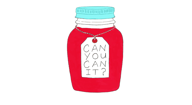 Make and Take Canning Class! July 26th
