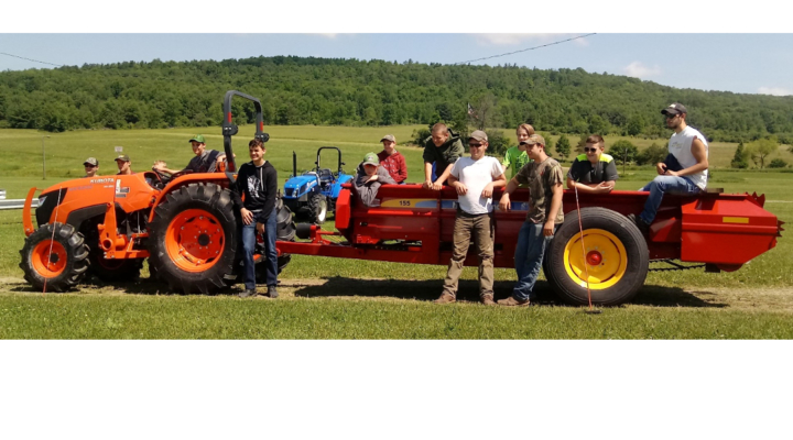 Tractor & Machine Safety Certification Training