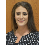 Cattle genetics, livestock shows and beef education for consumers create an ideal skill set in outreach and marketing for Emily Griffiths, recently named recruiting coordinator at the Nebraska College of Technical Agriculture at Curtis. (Courtesy of NCTA)