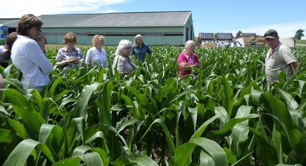 Women Farmland Owners Gathering