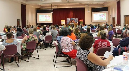 Ag in the Classroom hosts conference