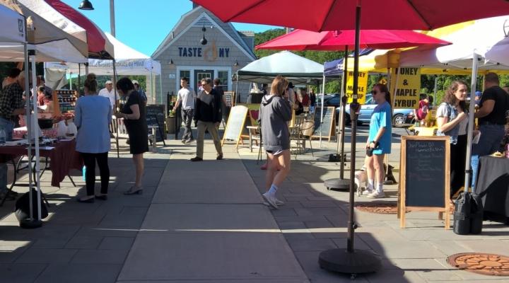 Taste NY Market at Todd Hill celebrates 4 years