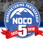 Northern Colorado Manufacturing Partnership (NOCO), held their All Members meeting on July 12th at EWI in Loveland and included a networking celebration of the partnership's 5 year anniversary.
