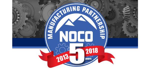 Manufacturing partnership celebrates 5 years