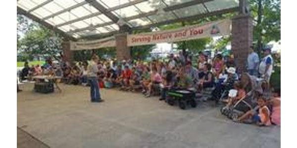 Dept. of Conservation Day at State Fair Aug. 10