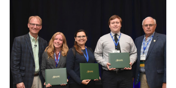 Dairy and Food Science students receive honors
